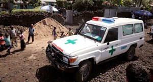 Tàu hỏa trật đường ray tại Congo, ít nhất 50 người thiệt mạng