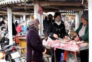 Giá thịt lợn 'leo thang' từng ngày