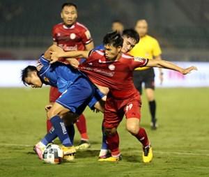 Vòng 20 V-League 2019: Nóng cả 2 đầu bảng xếp hạng