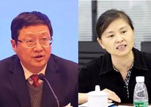 """Trung Quốc sa thải hai quan chức cấp cao tại """"tâm dịch"""" Hồ Bắc"""