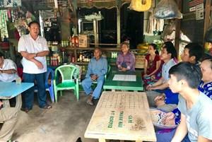 An Giang: Mặt trận hỗ trợ các gia đình bị sạt lở tại xã Tân An