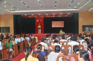 Mặt trận huyện Sơn Tịnh tuyên truyền phổ biến giáo dục pháp luật năm 2019