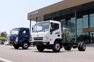 Chính thức giới thiệu mẫu xe tải trung Mighty EX8 GT