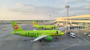 Hành khách loan tin mang thiết bị nổ, máy bay Nga hạ cánh khẩn cấp