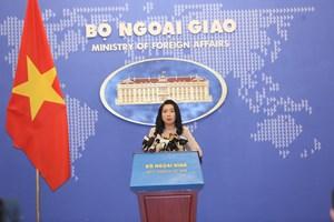 Việt Nam đấu tranh không khoan nhượng với hành vi rửa tiền