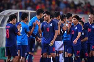Đội trưởng Thái Lan bị treo giò sau trận hòa trước tuyển Việt Nam