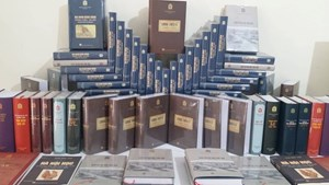 Ra mắt sách về không gian văn hóa - lịch sử Hà Nội
