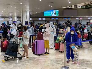 Đưa công dân Việt Nam từ Philippines về nước bằng máy bay Bamboo Airways