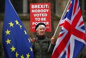 Đàm phán Anh – EU gặp khó