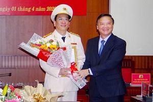 Phó Cục trưởng Cục An ninh đối ngoại giữ chứcGiám đốc Công an tỉnh Khánh Hòa