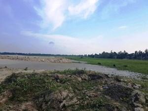 Quảng Nam: Nhiều vướng mắc trong công tác đền bù, giải phóng mặt bằng