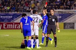 Trọng tài Iraq sẽ điều khiển trận đấu U23 Việt Nam - U23 Triều Tiên