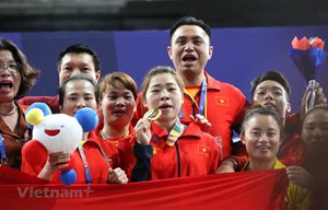 Bảng tổng sắp huy chương SEA Games 30: Đoàn Việt Nam đã có 17 HCV