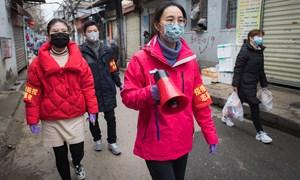 Trung Quốc dốc toàn lực đối phó nCoV