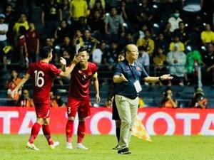Ấn tượng thành tích bất bại của HLV Park Hang-seo trước Thái Lan