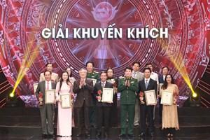 57 tác phẩm được trao Giải Búa liềm vàng lần thứ IV