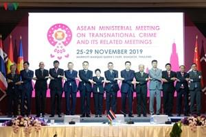 Hội nghị Bộ trưởng ASEAN+3 về phòng, chống tội phạm xuyên quốc gia