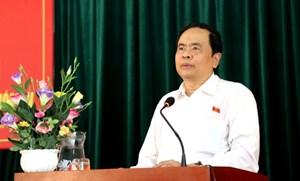 BẢN TIN MẶT TRẬN: Chủ tịch Trần Thanh Mẫn tiếp xúc cử tri tại huyện Cờ Đỏ, TP Cần Thơ