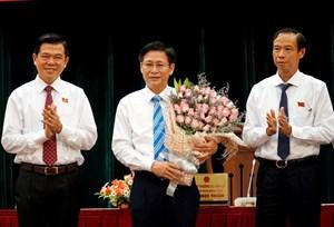 Giám đốc Sở Tài chính Bà Rịa - Vũng Tàu được phê chuẩn làm Phó Chủ tịch tỉnh