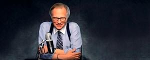 Nhà báo Mỹ Larry King: Trái tim không bình yên