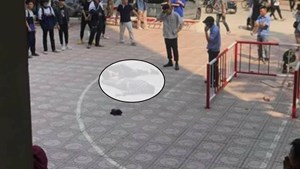 Nam sinh viên tử vongkhi rơi từ tầng 13 trường Đại học Kiến trúc