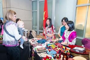 Quảng bá văn hóa Việt Nam tại Mỹ qua sản phẩm thủ công mỹ nghệ
