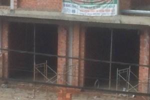 Tai nạn lao động tại Khu đô thị mới Thới Lai, 5 người bị thương