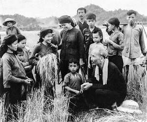Vận dụng tư tưởng Hồ Chí Minh trong việc tăng cường khối đại đoàn kết dân tộc hiện nay