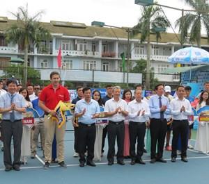 68 tay vợt của 21 quốc gia và vùng lãnh thổ tham dự giải Men's Futures