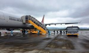 Thêm 240 chuyên gia Hàn Quốc nhập cảnh qua sân bay Vân Đồn