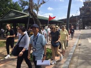 Thừa Thiên - Huế: Tạm ngưng đón khách tham quan, trả lại tiền vé lỡ mua