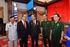 TP HCM mít tinh kỷ niệm 45 năm ngày Giải phóng miền Nam, thống nhất đất nước