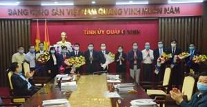 Quảng Ninh: Thi tuyển các chức danh lãnh đạo thuộc diện Ban Thường vụ Tỉnh ủy quản lý