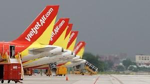 Vietjet tạm dừng khai thác các chuyến bay đến và đi Hàn Quốc