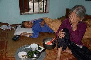 Cụ bà tuổi 90 'thèm' một bữa cơm có thịt trước khi nhắm mắt, nghe mà nhói lòng!