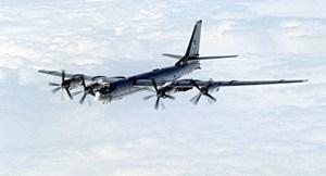 Máy bay ném bom chiến lược Nga tuần tra biển Barents, Na Uy và Bắc Hải