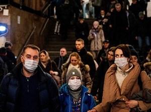 Dịch Covid-19: Thủ đô Moskva của Nga đã có ca nhiễm đầu tiên