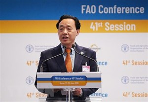 Thứ trưởng Bộ Nông nghiệp Trung Quốc làm Tổng giám đốc mới của FAO