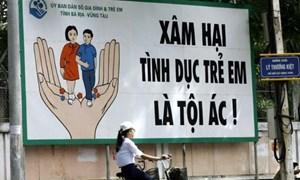 Phòng chống bạo lực và xâm hại trẻ em