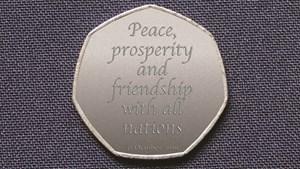 Anh chuẩn bị phát hành đồng tiền xu mới kỷ niệm Brexit