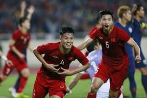 Việt Nam - Thái Lan 0-0: Văn Lâm liên tiếp cứu thua cho tuyển Việt Nam