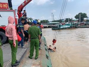 Nguyên nhân nhà báo tử vong ở phà Cát Lái, TP Hồ Chí Minh