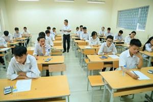 Thi THPT quốc gia 2020: Dự kiến không giảm số môn thi và bài thi