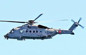Canada tạm đình chỉ đội trực thăng Cyclone sau vụ tai nạn ở Hy Lạp