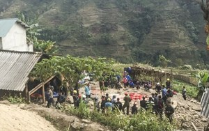 BẢN TIN MẶT TRẬN: MTTQ Hà Nội hỗ trợ nạn nhân sập tường nhà ở Hà Giang