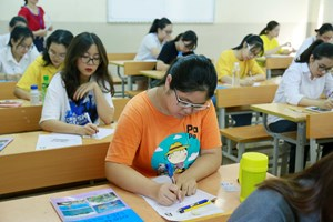 TP HCM: Đưa thêm 2 môn chuyên vào kỳ thi tuyển sinh lớp 10
