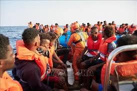 Libya giải cứu hơn 60 người di cư trái phép