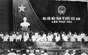 Bài 2: Đại hội II: Phát huy quyền làm chủ tập thể của nhân dân