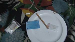 Bắt quả tang 3 đối tượng đang sử dụng ma túy