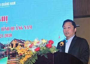 Quảng Nam: Cơ cấu lại nền kinh tế giai đoạn 2021-2030